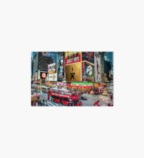 Times Square II Special Edition I Art Board