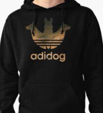 adidog dog lovers - Hoodie of adidog dog lovers - t-shirt of adidog for dog lovers  Pullover Hoodie