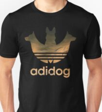adidog dog lovers  Unisex T-Shirt