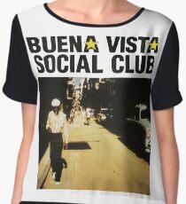 Buena Vista Social Club Chiffon Top