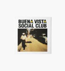 Buena Vista Social Club Art Board