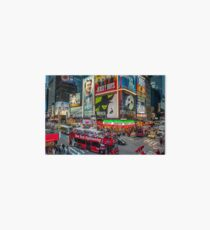 Times Square II widescreen Art Board