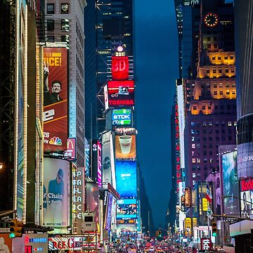 Times Square by RayW