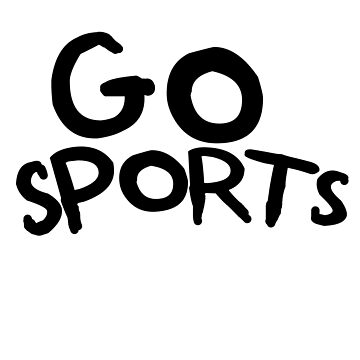 go sports! by rawline