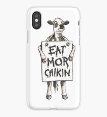 Chick Fil A  iPhone Case