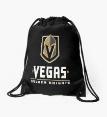 Las Vegas Golden Knights Drawstring Bag