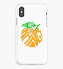 Bodak Orange iPhone Case/Skin