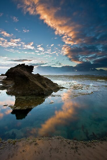 Pools Edge by Jared Revell