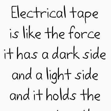 Electrical tape by TPE85