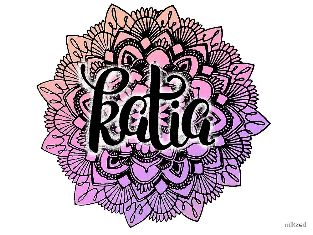 Warm Henna Name By Mikzed Redbubble