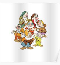 Seven Dwarves Poster