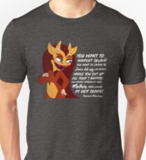 Hormone Monstress - Cut Up T-Shirts Unisex T-Shirt