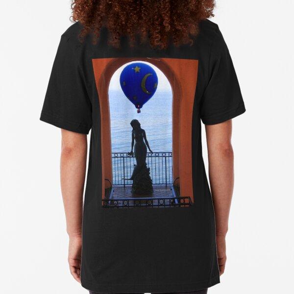Hot Air Mermaid Slim Fit T-Shirt