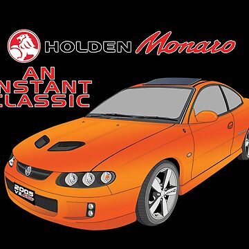 Monaro CV8-Z - An Instant Classic by holdenfanpage