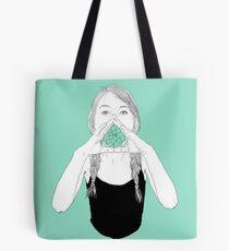 shout out loud Tote Bag
