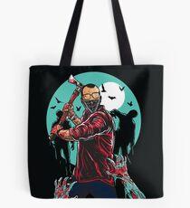 Zombie Maniac Killer Tote Bag