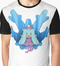 Drooling Poison Graphic T-Shirt