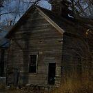 Waterloo Barn 2 by Jill Doyle
