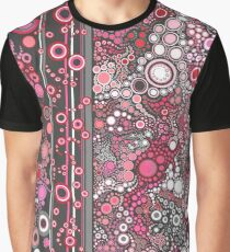 Effervescence Pink Amelia Caruso  Graphic T-Shirt