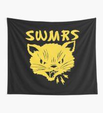 swmrs Logo Katze Wandbehang