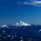 Mt. Jefferson, Oregon by Kay Martin