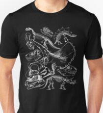 Dinosaur tshirt - cool paleontology gift for those that love dinosaurs Unisex T-Shirt