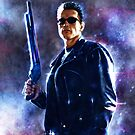 The Terminator  by p1xer