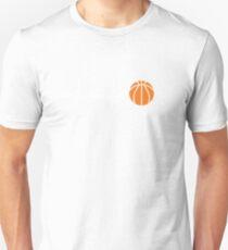 Basketball Heartbeat Unisex T-Shirt