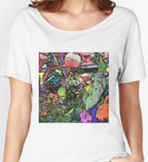 Garden Tox: Tropics Women's Relaxed Fit T-Shirt
