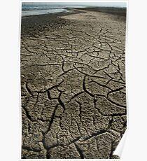 Salton Sea: Evaporation Poster