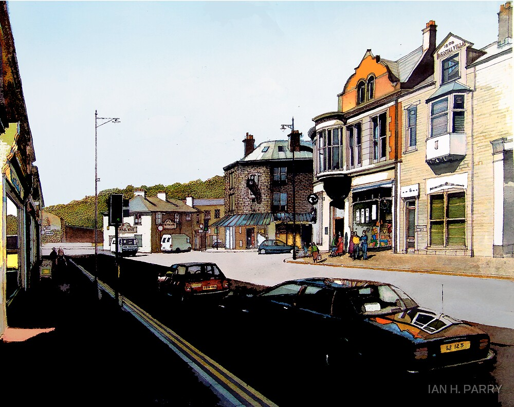 A NORTHERN TOWN by IAN H. PARRY