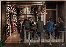 Market Cafe by Raymond Warren