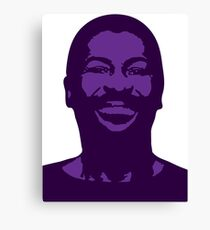 Teddy Pendergrass Canvas Print