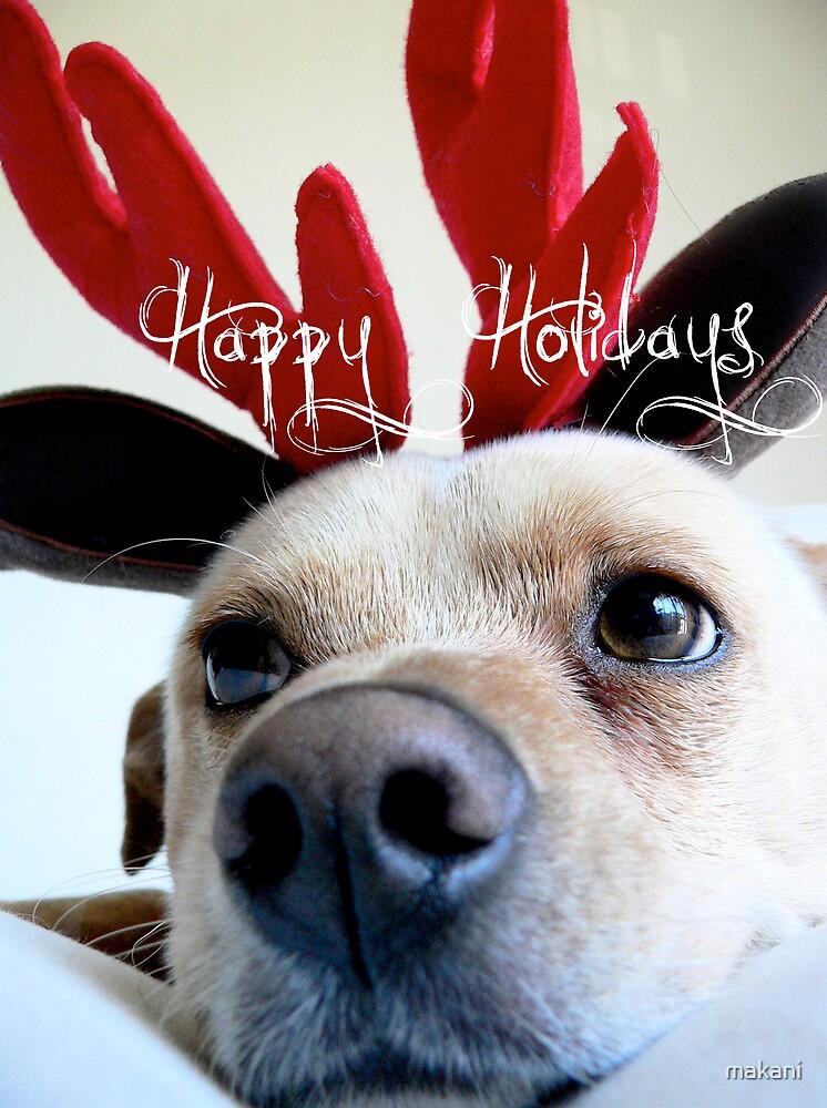 Happy Holidays! by makani