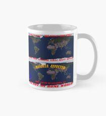 Not my world Orion arm Mug