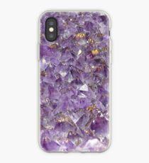 Amethyst dream iPhone Case