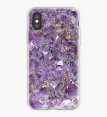 Amethyst dream iPhone Case