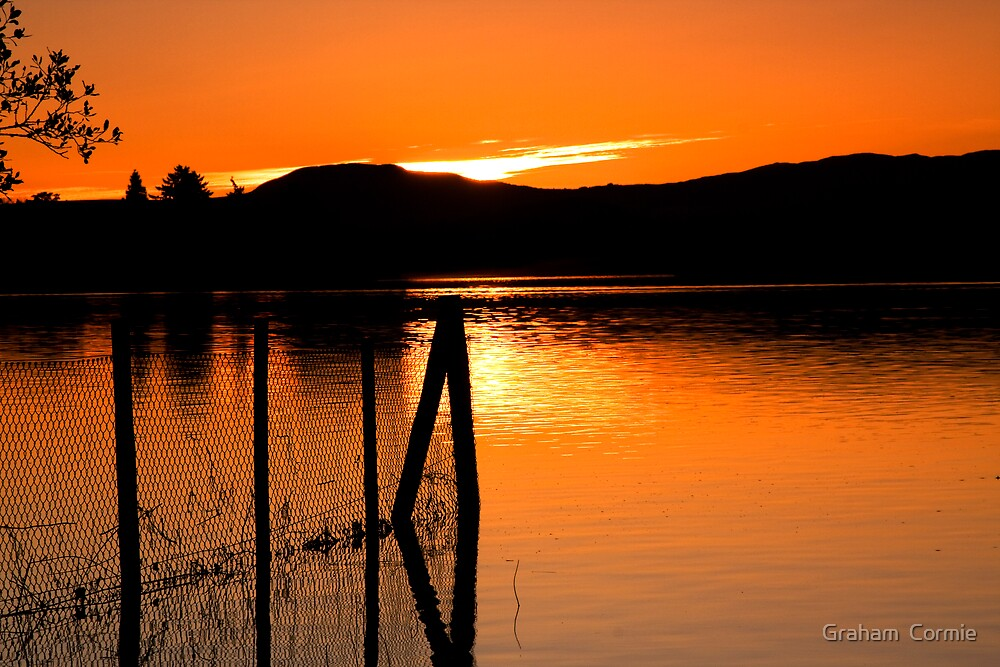 Lake of Menteith by Graham  Cormie