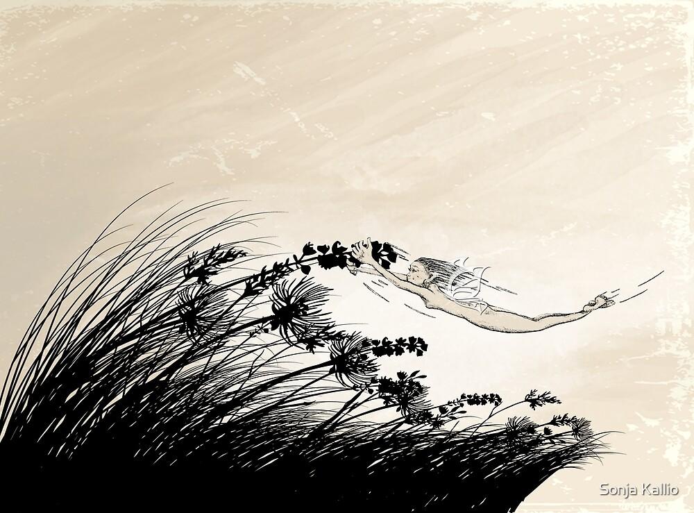 Catching Wind by Sonja Kallio