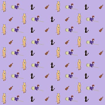 Nikki's Pattern by agustindesigner