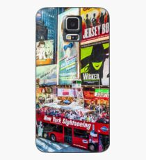 Times Square II (digitally repainted) Case/Skin for Samsung Galaxy