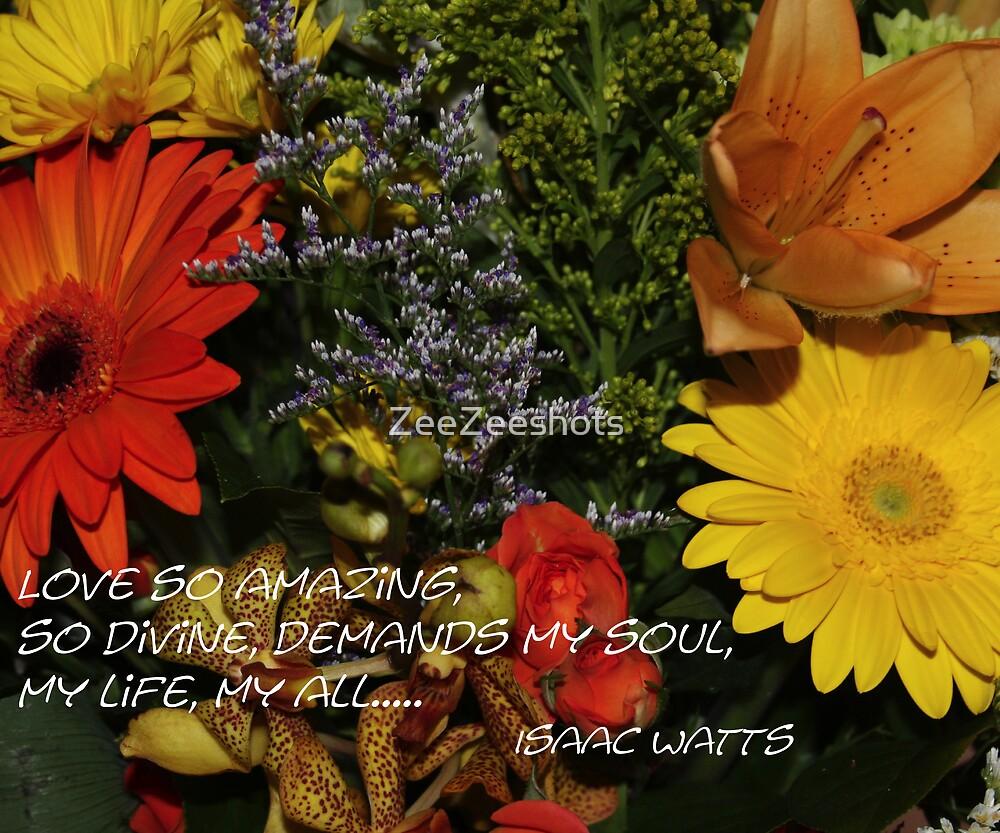 Isaac Watts Quote by ZeeZeeshots