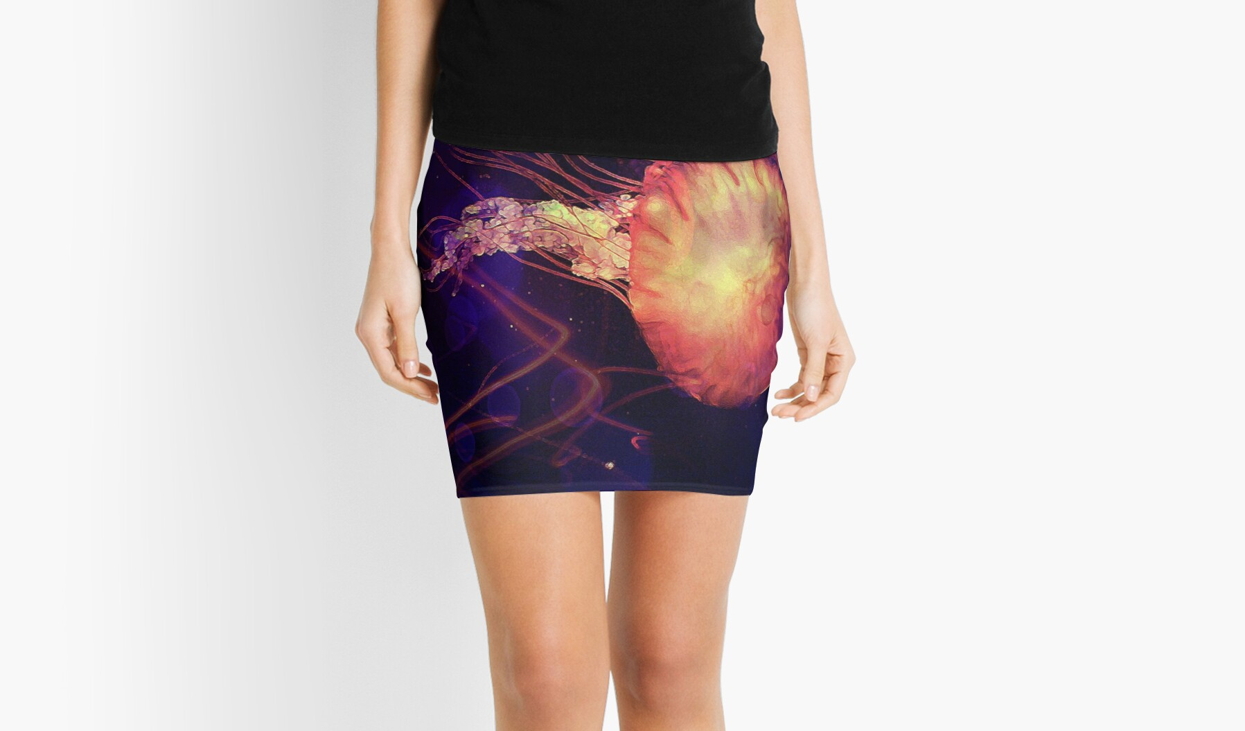 73281dde8e326 Jellyfish of the Blacklight Electro Rave