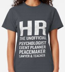 Hr Manager Quotes T Shirts Redbubble