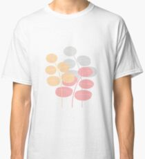 Pastel Leaves Classic T-Shirt