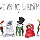 Have An Ice Christmas by MankaKasha