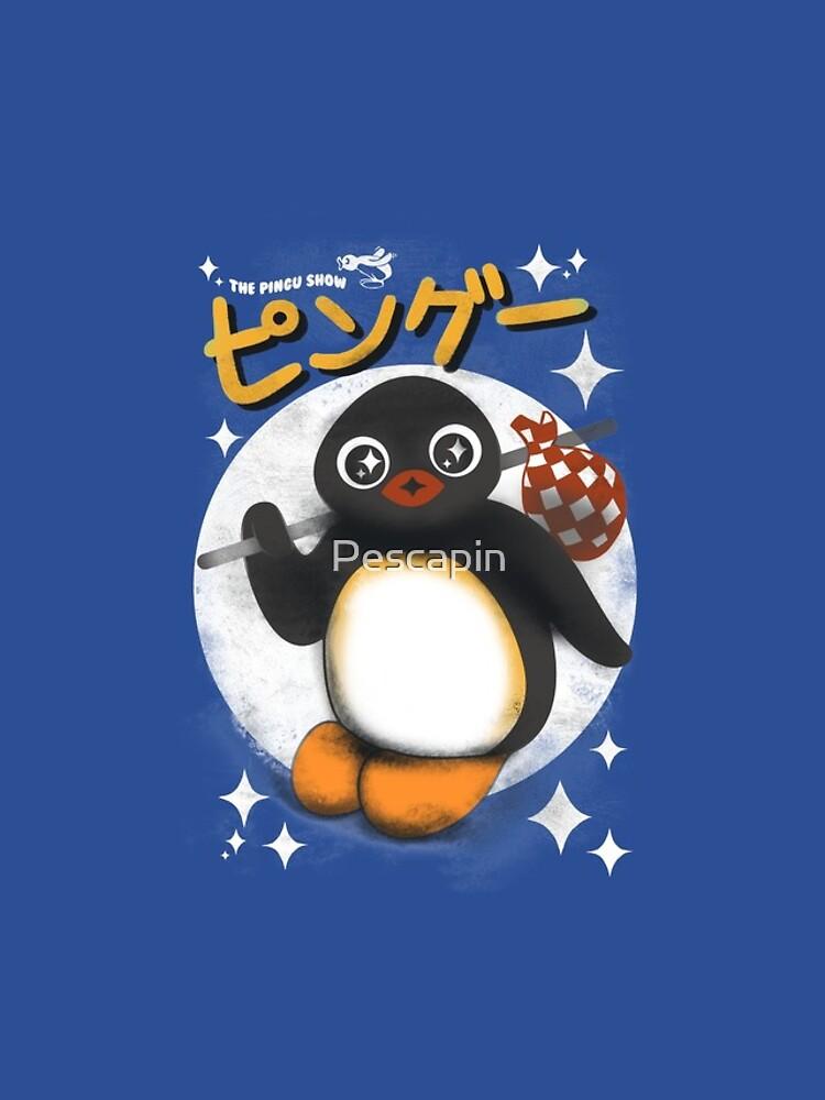 Die Pingu Show von Pescapin