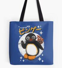 The pingu show Tote Bag
