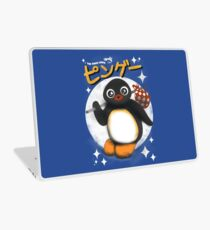 The pingu show Laptop Skin