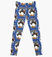 The pingu show Leggings